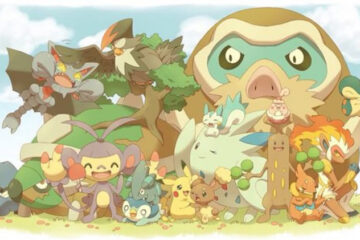 pokemon presents por el 25 aniversario