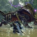 tráiler de Monster Hunter Rise del Nintendo Direct