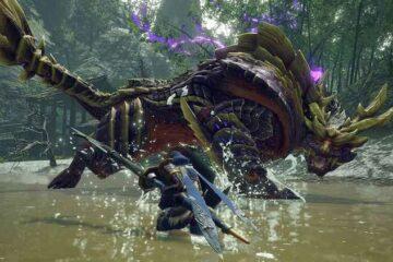 tráiler de Monster Hunter Rise del Nintendo Direct