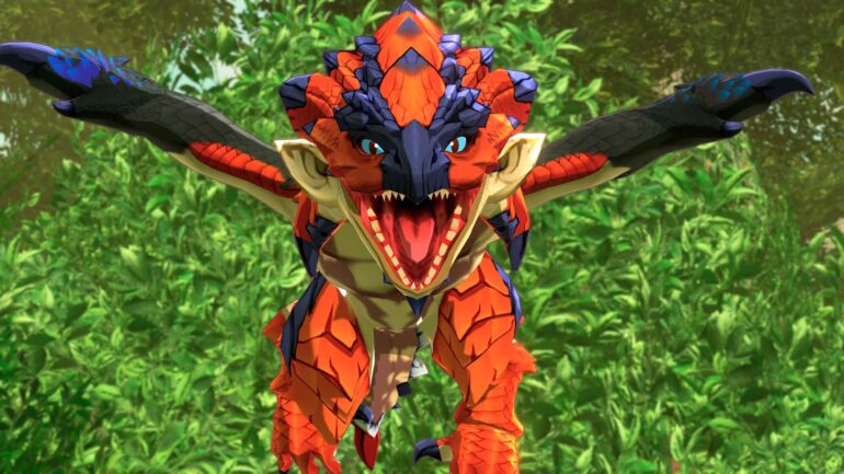 Fecha de lanzamiento de Monster Hunter Stories 2