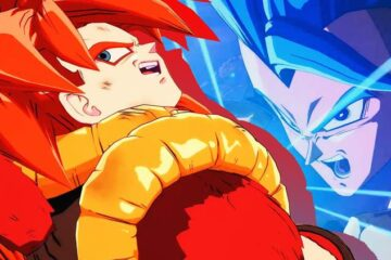 Gogeta SSJ4 Dragon Ball FighterZ