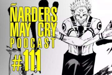 Poscast Ñarders May Cry 111 - Sony compra el EVO ¿Y Smash Bros. qué? ¡Jujutsu Kaisen mola!