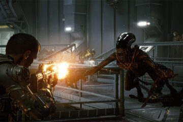gameplay de 25 minutos de Alien Fireteam
