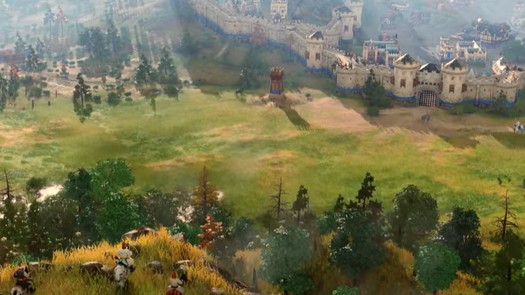 age of empires fan preview