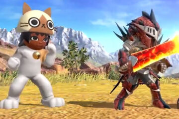 colaboracion de capcom con super smash bros ultimate