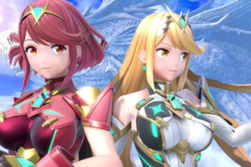 como se manejan pyra y mythra en super smash bros ultimate