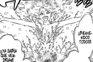 Manga Black Clover 284 disponible en castellano, Magia Definitiva