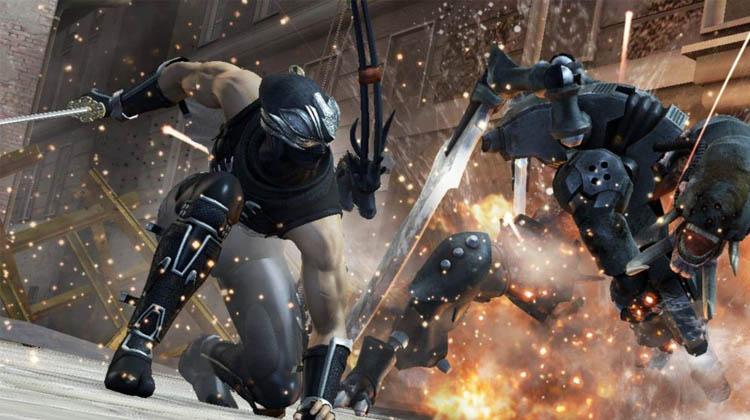 resolución y frames de Ninja Gaiden Master Collection