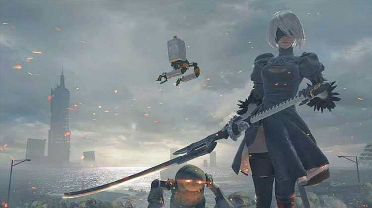 NieR Automata de Game Pass