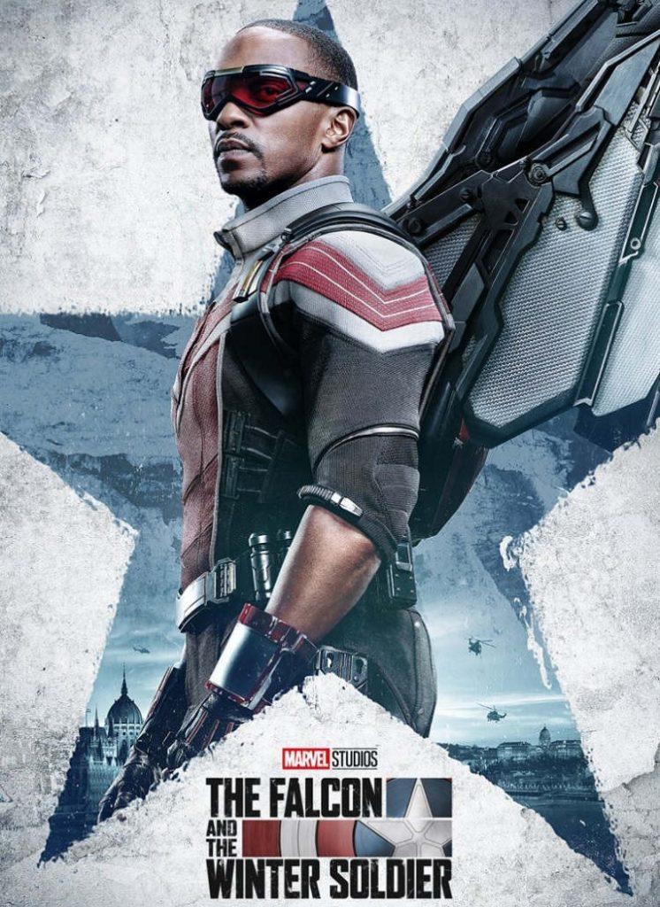 posters de Falcon y el Soldado de Invierno