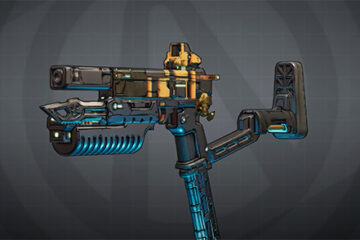 Cómo conseguir la pistola Hornet