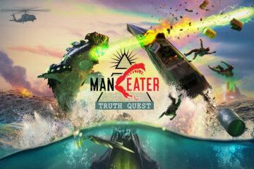 DLC para Maneater