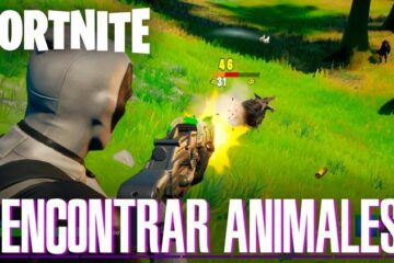 Encontrar animales Fortnite Temporada 6