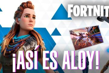 Skin de Aloy Fortnite
