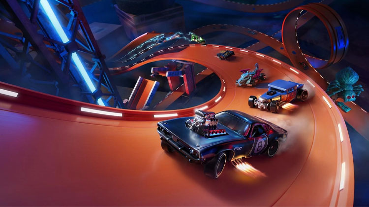 gameplay de Hot Wheels: Unleashed