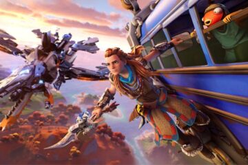 Aloy en Fortnite
